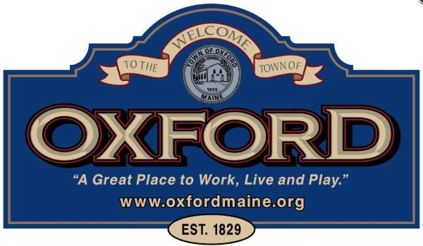 Oxford, Town Of