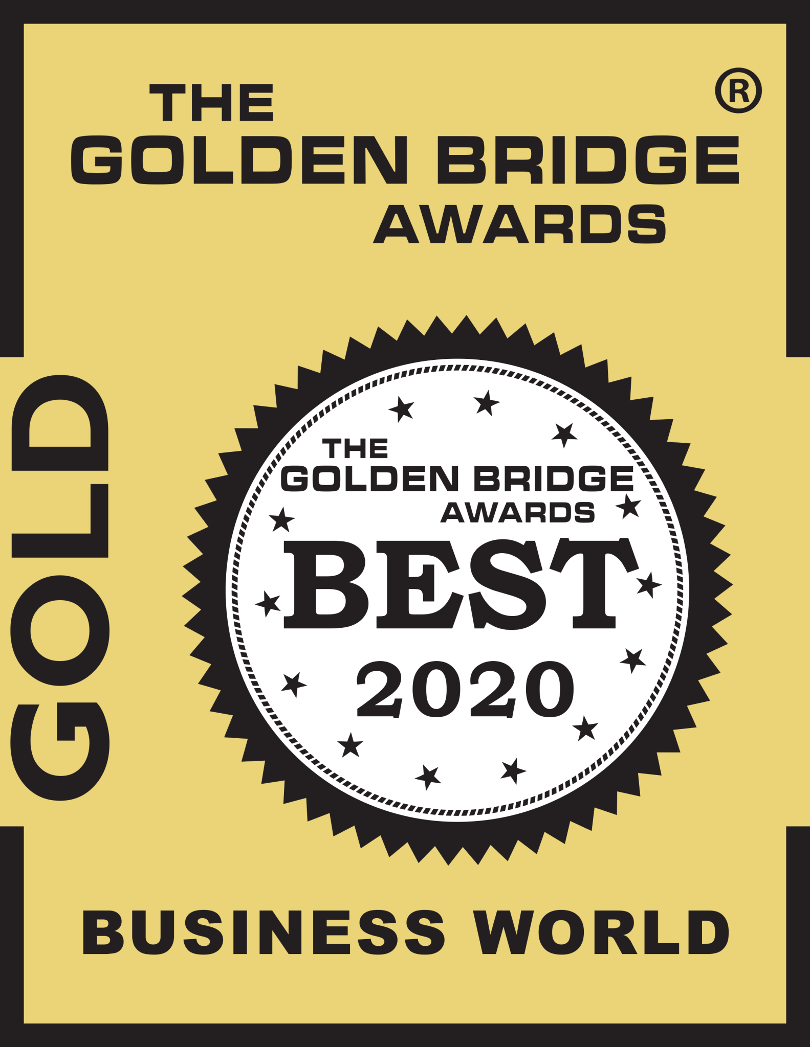 Golden Bridge Awards Startup of the Year