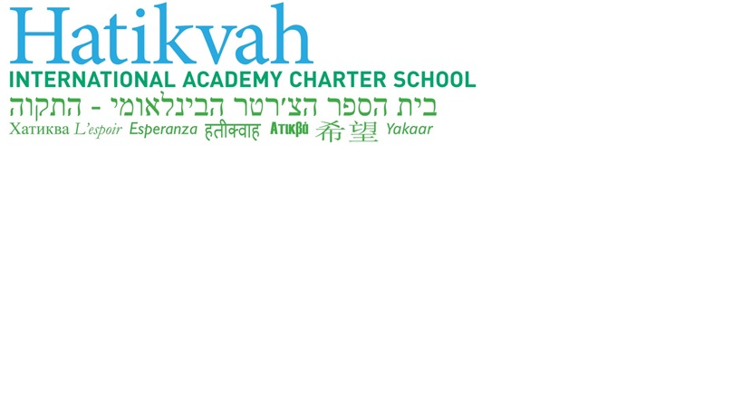 Hatikvah International Academy Charter School