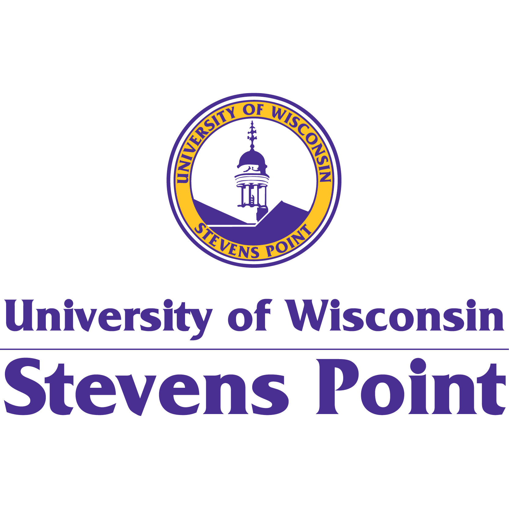 University of WI-Stevens Point Logo