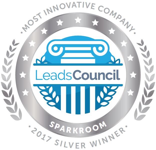 Sparkroom 2017 Silver Winner