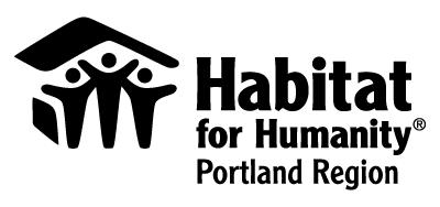 Habitat for Humanity Portland Region